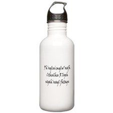 HPL: Ph'nglui Water Bottle