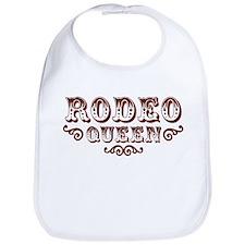 Rodeo Queen Bib