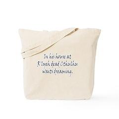 HPL: Cthulhu Tote Bag