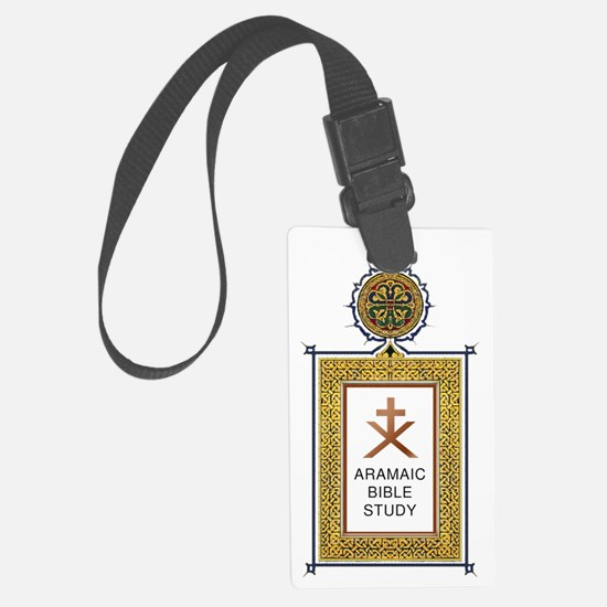 Cute The bible Luggage Tag