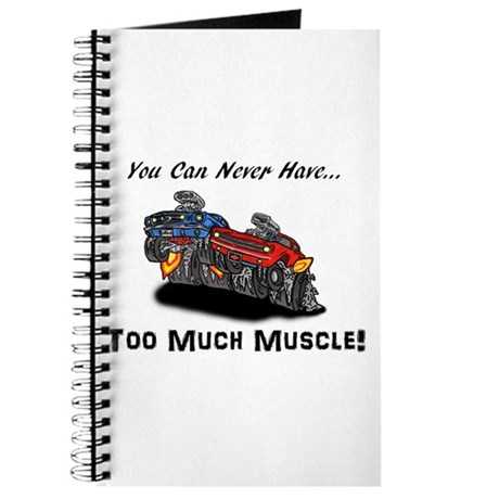 Too Much Muscle Journal