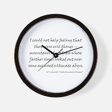 HPL: Madness Wall Clock