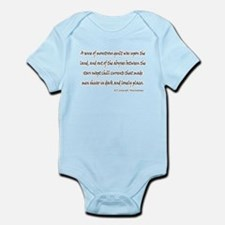 HPL: Nyarlathotep Infant Bodysuit