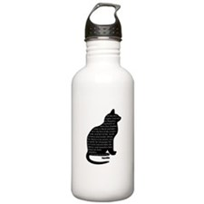 HPL: Cats Water Bottle