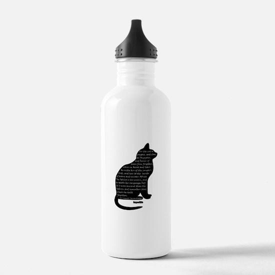 HPL: Cats Water Bottle