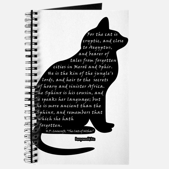 HPL: Cats Journal