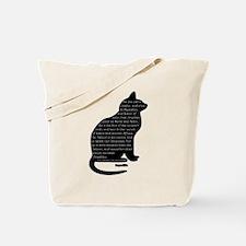 HPL: Cats Tote Bag