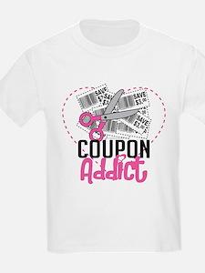 Coupon Addict T-Shirt