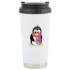 Coupon Penguin Travel Mug