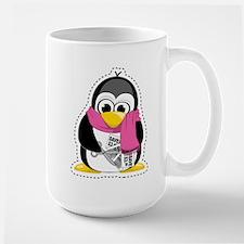 Coupon Penguin Mug