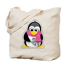 Coupon Penguin Tote Bag