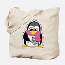 Coupon Penguin Tote Bag
