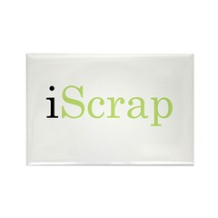 iScrap Rectangle Magnet (10 pack)