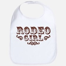 Rodeo Girl Bib