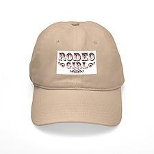 Rodeo Girl Baseball Cap