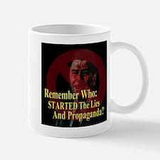 Reagan Started Propaganda Mug