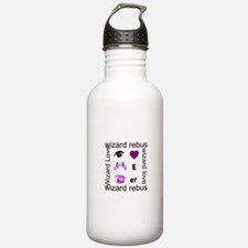 Mad about Harry Water Bottle