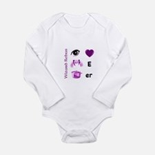 Mad about Harry Long Sleeve Infant Bodysuit