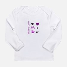Mad about Harry Long Sleeve Infant T-Shirt