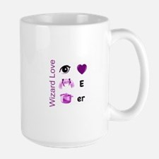 Mad about Harry Large Mug