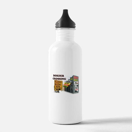 QUE PASA AQUI? Water Bottle