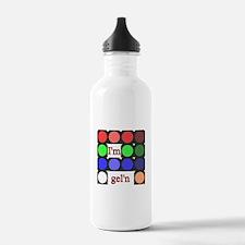 I'm gel'n (I'm gelling) Water Bottle