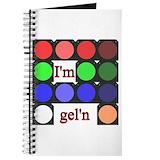 Lighting designer Journals & Spiral Notebooks