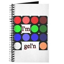 I'm gel'n (I'm gelling) Journal
