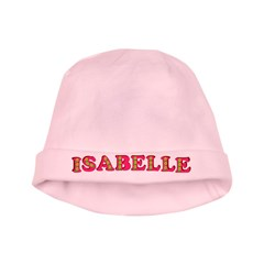 Isabelle baby hat