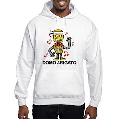Domo Arigato Hooded Sweatshirt