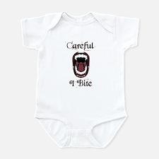 Careful.... I Bite Infant Creeper