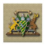 Mir's Achievement Tile Coaster