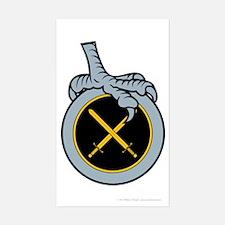 Mir's Badge - Marshal Sticker (Rectangle)