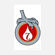 Mir's Badge - Chirurgeon Sticker (Rectangle)
