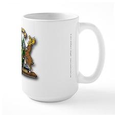 Mir's Achievement Large Mug