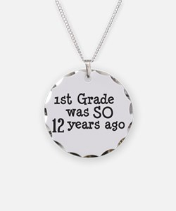12 Years Ago Necklace