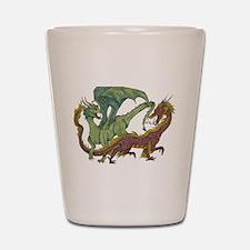 Unique Dragon lovers Shot Glass