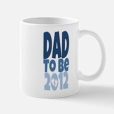 Dad to Be 2012 Mug