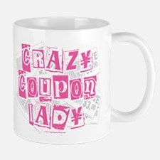 Crazy Coupon Lady Mug