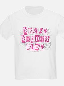 Crazy Coupon Lady T-Shirt