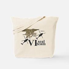 Seal Team VI Blackhawks Tote Bag