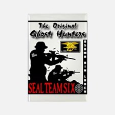 """Seal Team Six!"" Magnet"