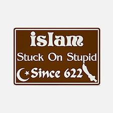 """""""Islam: Stuck On Stupid Since 622"""" Magne"""