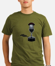 On the Air Pill Microphone T-Shirt