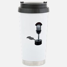 On the Air Pill Microphone Travel Mug