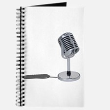 Pill Microphone Journal