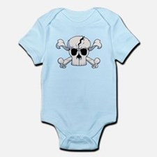 Skullusion Infant Bodysuit
