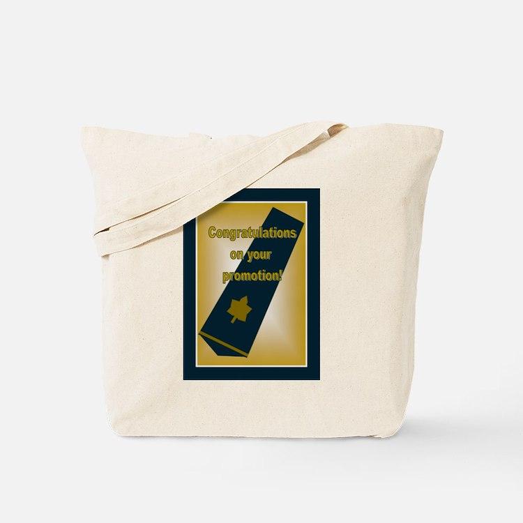 Air Force Captain Promotion C Tote Bag