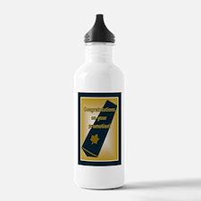 Air Force Captain Promotion C Water Bottle