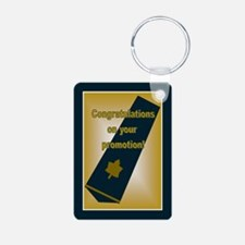 Air Force Captain Promotion C Keychains